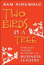 Two Birds in a Tree; Timeless Indian Wisdom for Business Leaders: Timeless Indian Wisdom for Business Leaders