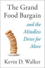The Grand Food Bargain
