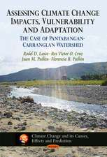 Assessing Climate Change Impacts, Vulnerability & Adaptation