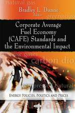 Corporate Average Fuel Economy (CAFE) Standards & the Environmental Impact