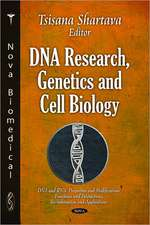 DNA Research, Genetics & Cell Biology
