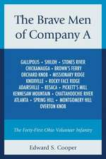The Brave Men of Company a