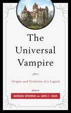 The Universal Vampire