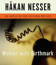 Woman with Birthmark