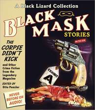 The Corpse Didn't Kick:  And Other Crime Fiction from the Legendary Magazine