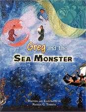 Greg and the Sea Monster