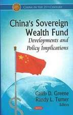 China's Sovereign Wealth Fund