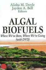 Algal Biofuels