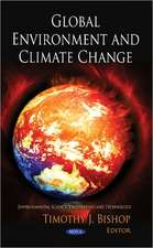 Global Environment & Climate Change
