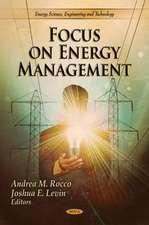 Focus on Energy Management