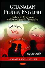 Ghanaian Pidgin English