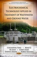 Electrochemical Technology Applied in Treatment of Wastewater & Ground Water