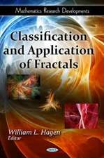 Classification & Application of Fractals