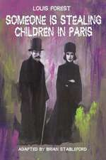 Someone Is Stealing Children in Paris