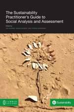 The Sustainability Practitioner's Guide to Social Analysis and Assessment