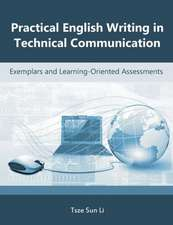 Practical English Writing in Technical Communication