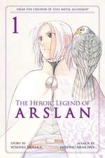The Heroic Legend Of Arslan 1