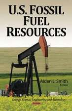 U.S. Fossil Fuel Resources