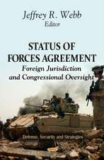 Status of Forces Agreements