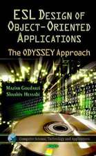 Design of Object-Oriented Applications