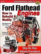 Ford Flathead Engines