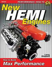 New Hemi Engines