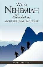 What Nehemiah Teaches Us about Spiritual Leadership?