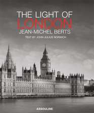 The Light of London:  Portrait of a Man