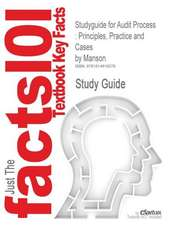 Studyguide for Audit Process