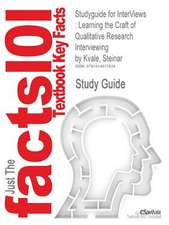 Studyguide for Interviews