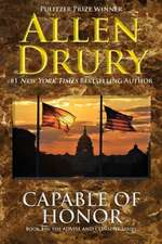 Capable of Honor:  Book Three of the Serpent Catch Series