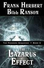 The Lazarus Effect:  Pandora Sequence Volume 2