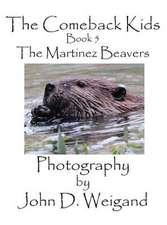 The Comeback Kids, Book 5, the Martinez Beavers:  A Re-Telling of the Picture of Dorian Gray