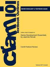 Studyguide for Game Development Essentials by Novak, Jeannie, ISBN 9781401878641