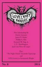 Lovecraft Annual No. 8 (2014)