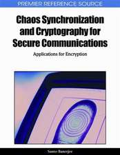 Chaos Synchronization and Cryptography for Secure Communications