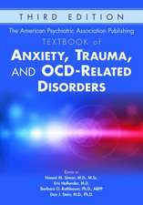 American Psychiatric Association Publishing Textbook of Anxiety, Trauma, and OCD-Related Disorders