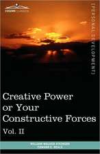 Personal Power Books (in 12 Volumes), Vol. II