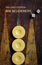 Backgammon (Reprint Edition)