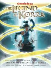 Legend Of Korra: The Art Of The Animated Series Book 2: Spirits