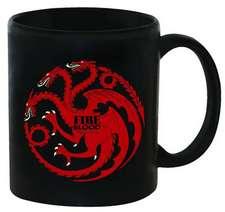 Game of Thrones Targaryen Sigil Mug