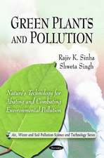 Green Plants and Pollution
