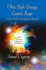 Ultra High Energy Cosmic Rays