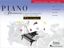 Primer Level - Christmas Book:  Piano Adventures
