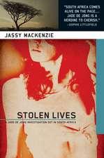 Stolen Lives: A Jade de Jong Investigation