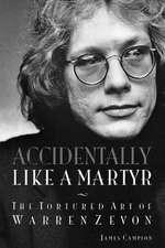 Accidentally Like a Martyr