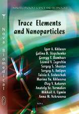 Trace Elements and Nanoparticles