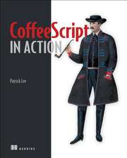 Coffeescript in Action:  An Administrator's Guide