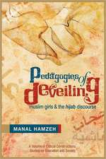 Pedagogies of Deveiling
