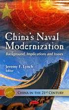 China's Naval Modernization